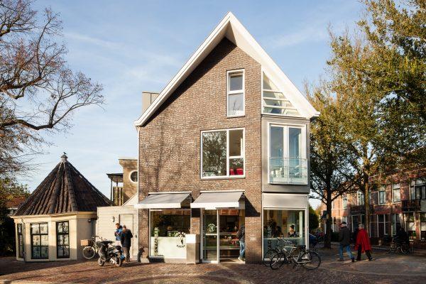 Bedrijfspanfotografie Snackbar Hoorn | Bernard Faber Architectuurfotografie