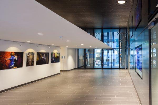 Interieurfotografie Nieuwspoort Den Haag | Bernard Faber Architectuurfotografie