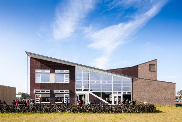 School Heerhugowaard | Bernard Faber Architectuurfotografie