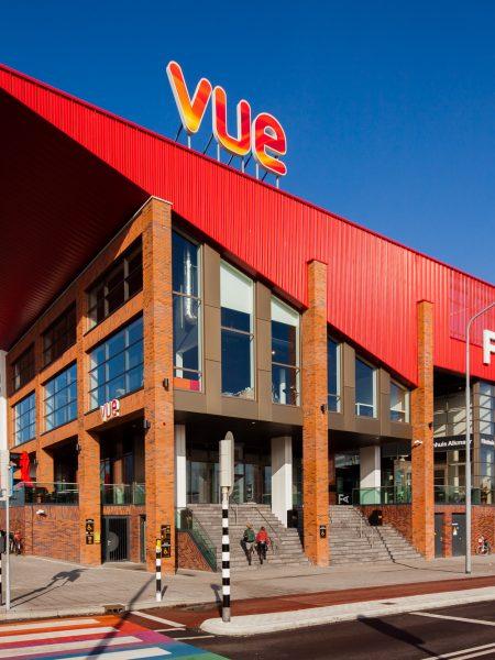 Bedrijfspandfotografie VUE Bioscoop Alkmaar | Bernard Faber Architectuurfotografie
